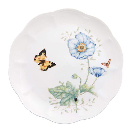Lenox Butterfly Meadow Monarch Accent Plate - Multicolour, 9 inch - 6083422