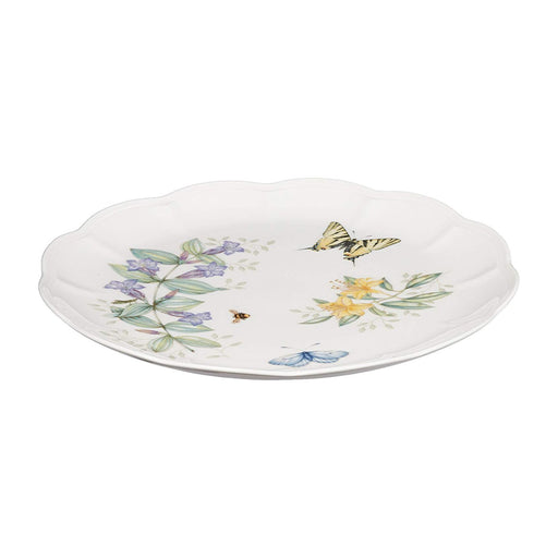 Dansk Butterfly Meadow Tiger Swallowtail Dinner Plate - Multicolour, 10.75 inch - 6083646