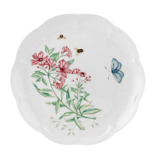 Dansk Butterfly Meadow Tiger Swallowtail Accent Plate - Multicolour, 9 inch - 6083661