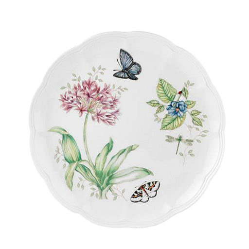Lenox Butterfly Meadow Dinner Plate - Blue and White - 6083760