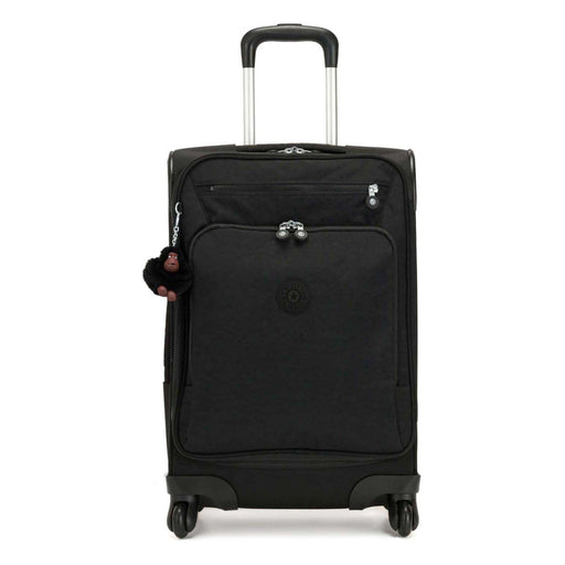 Kipling Youri Spin 55 Cabin Spinner - True Black - 15316-J99