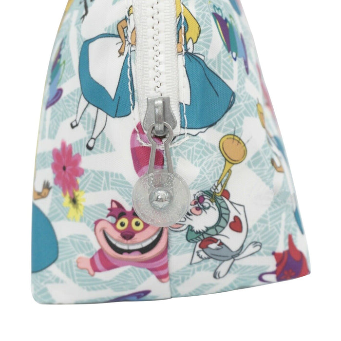 Kipling Disney Alice Wonderland Zadok Cosmetic Bag - Very Merry - 00139-9CC