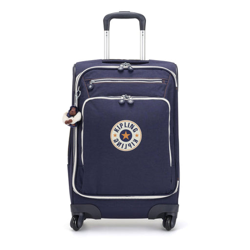 Kipling Youri Spin 55 Cabin Spinner - Active Blue - 15316-17Z