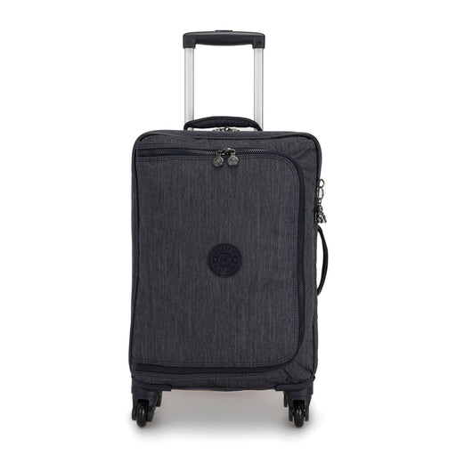 Kipling Cyrah Cabin Trolley Bag - Active Denim, Small - I3010-25E