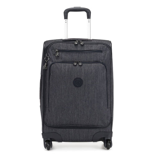 Kipling Youri Spin 55 Cabin Spinner - Active Denim - I3664-25E