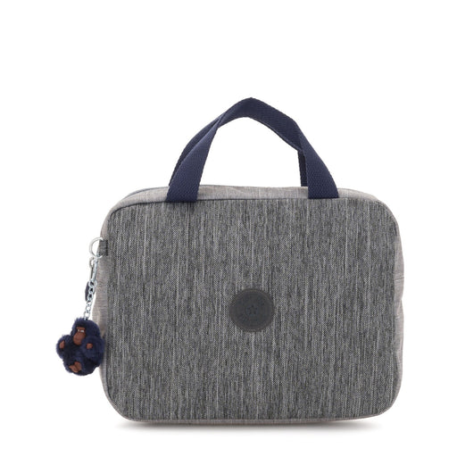 Kipling Lounas-School Accessories-Ash Denim Bl-I3471-78H