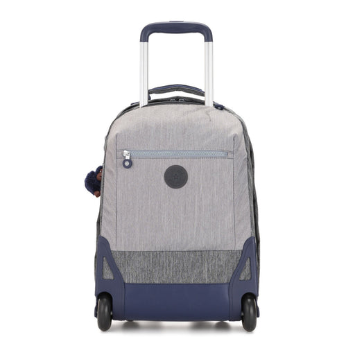 Kipling Sooobin Light-Wheeled School Bags-Ash Denim Bl-I4468-78H