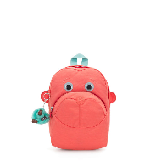 Kipling Faster-Backpacks-Peachy Pink C-00253-51P