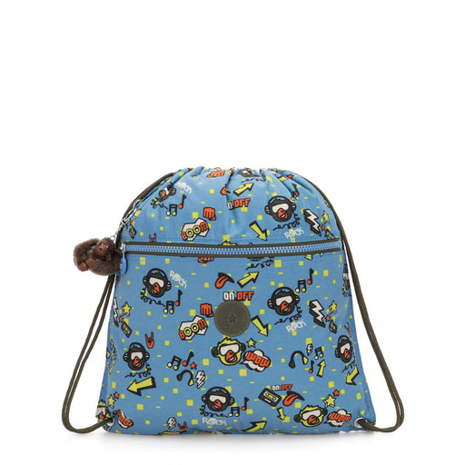 Kipling Supertaboo-Backpacks-Monkey Rock-09487-30R