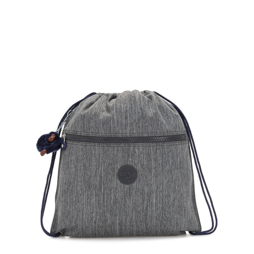 Kipling Supertaboo-Backpacks-Ash Denim Bl-09487-78H