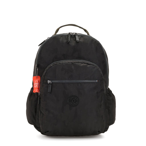 Kipling SEOUL GO XL-Backpacks-Camo Black-I3786-43V