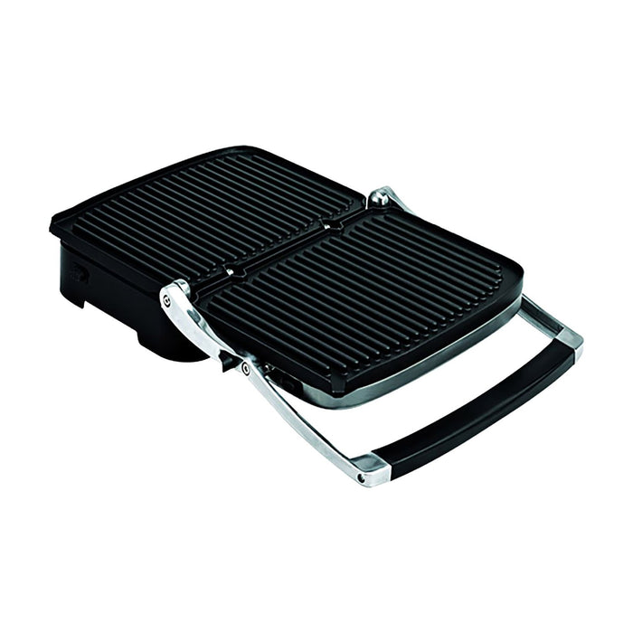 Kenwood Health Grill - Silver and Black - HG369