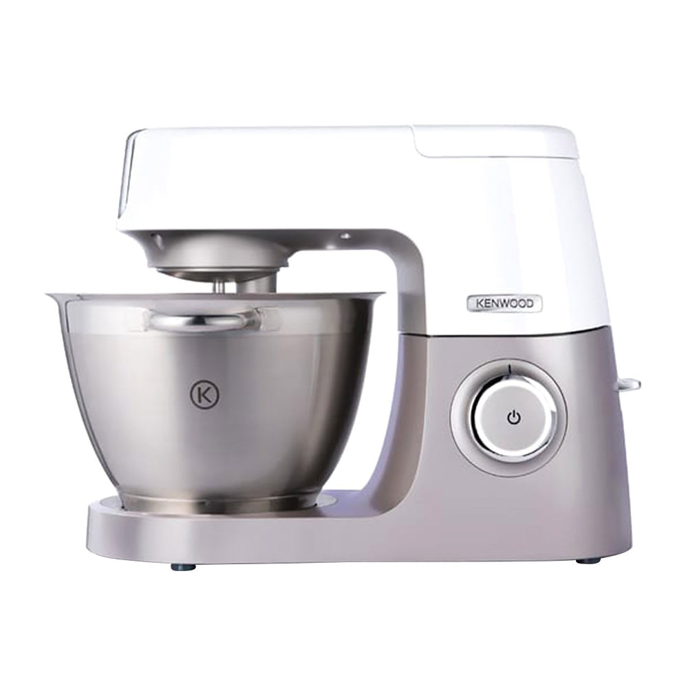 Kenwood Stand Mixers - White and Silver - KVC5000