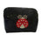 Moliabal Ladybug Pochette with Box for Women - Black - 989