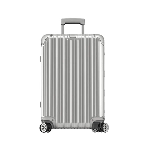Rimowa Topas Electronic Tag Luggage Trolley Bag - Silver - 924.63.00.5/ 923.63.00.5 SLV