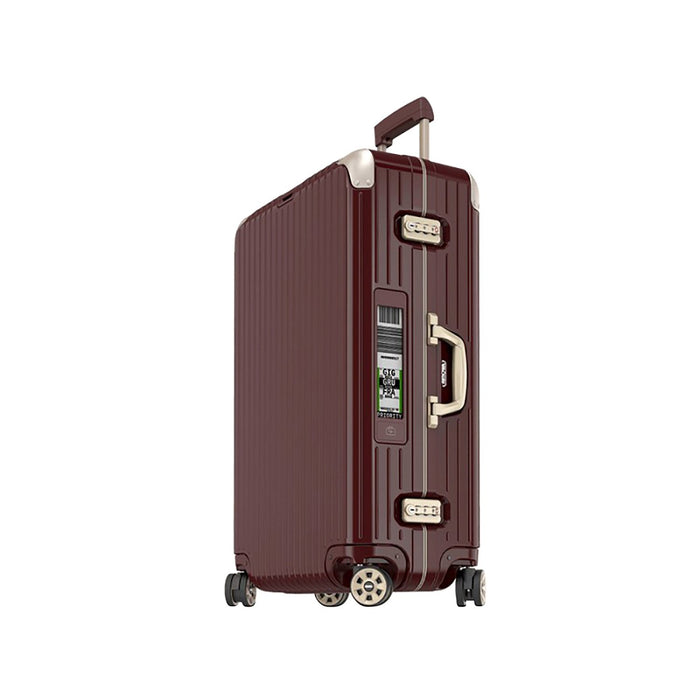 Rimowa Limbo Multi Wheel Trolley Bag - Red - 882.73.34.5 RED