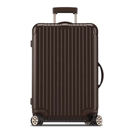 Rimowa Salsa Deluxe Electronic Luggage Trolley Bag - Brown - 831.63.52.5 BWN