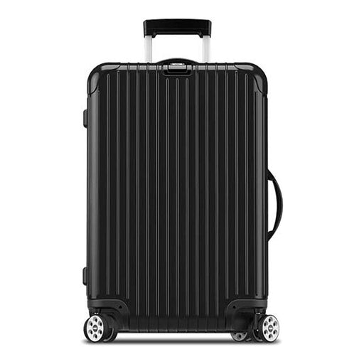 Rimowa Salsa Deluxe Electronic Luggage Trolley Bag - Black - 831.63.50.5 BLK