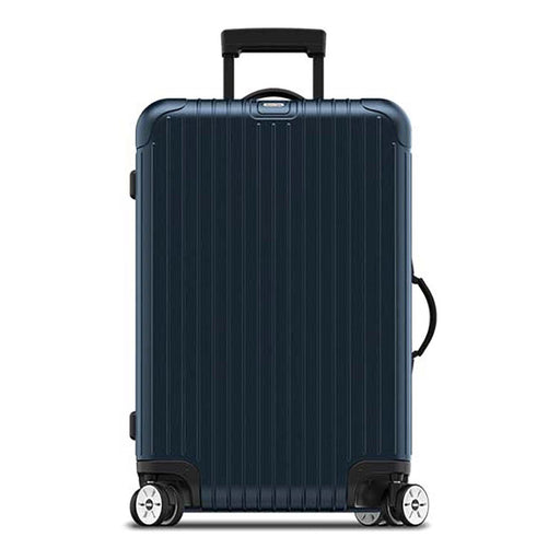 Rimowa Salsa Electronic Tag Luggage Trolley Bag - Matt Blue - 811.63.39.5 BL