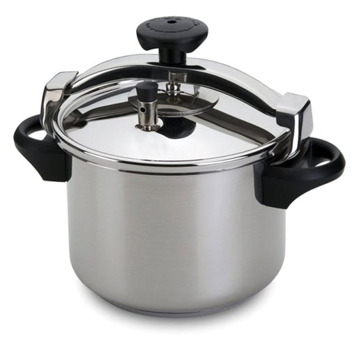Silampos Pressure Cooker with Basket - Silver, 4.5L - 641122018645B