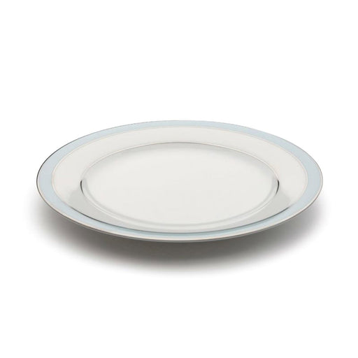 Dankotuwa Bella Salad Plate - White and Blue - BELLAB-0511