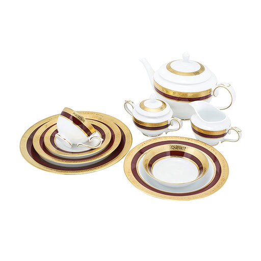 Dankotuwa Empress 98 Piece Dinner Set - EMP-DS/98