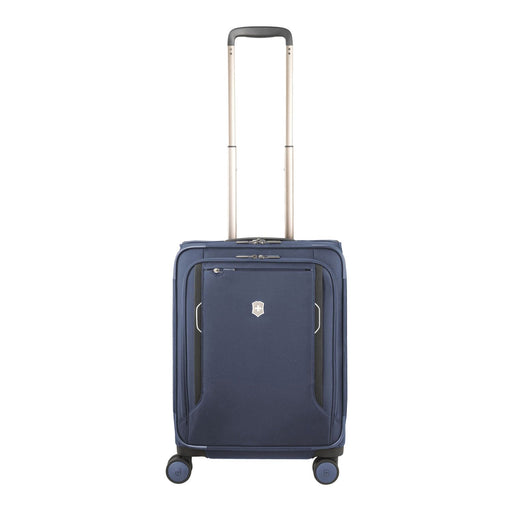 Victorinox Werks Traveler 6.0 Softside Global Carry On Trolley Bag - Blue - 605403