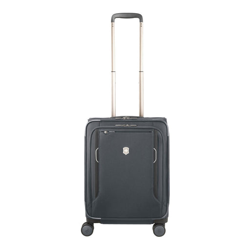 Victorinox Werks Traveler 6.0 Softside Global Carry On Trolley Bag - Grey - 605404