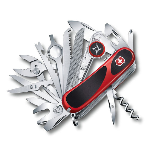 Victorinox Pocket Knife - Black And Red - 2.5393.SC