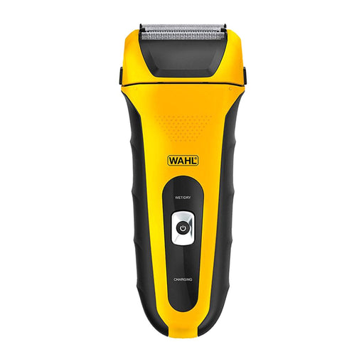 Wahl LifeProof Foil Shaver - Black and Yellow - WAHL7061-127