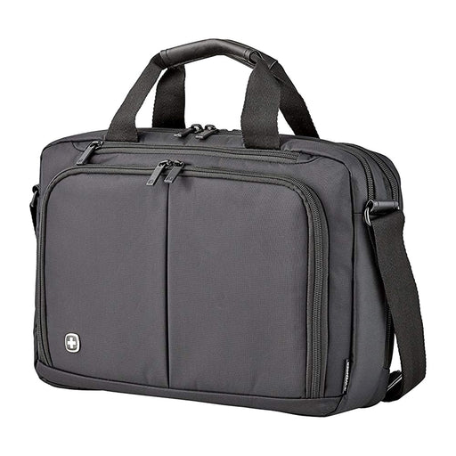 Wenger Source Laptop Briefcase - Black - 601064