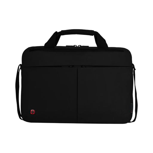 Wenger Source Top loaded Laptop Bag - Black - 601062