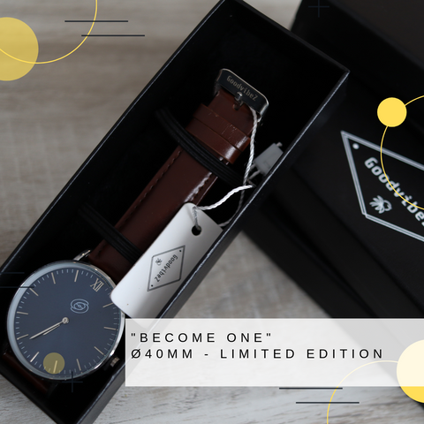 "GoodvibeZ® |  ""Become One"" 
