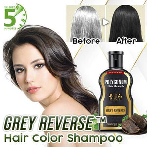 Grey Reverse™ Hair Color Shampoo