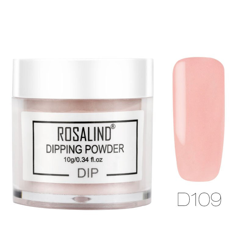 Dipping Powder Holographic Dust Nail for $9.95