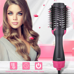 One-Step Hair Dryer & Volumizer - glamorya