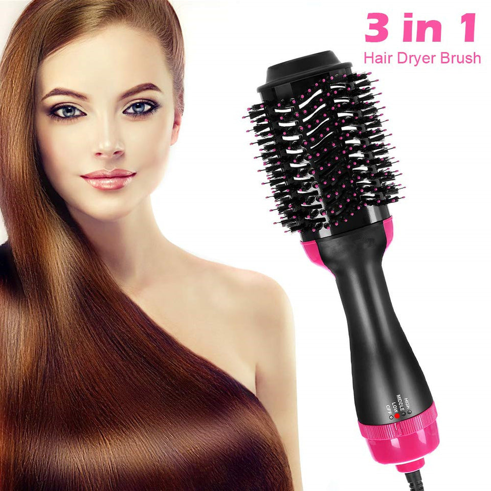 One-Step Hair Dryer & Volumizer