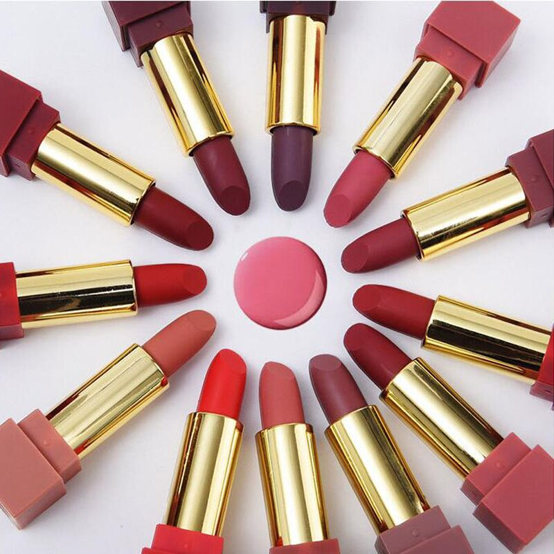 12pcs Ultra Velvet Matte Lipstick for $39.95