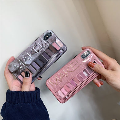 Makeup Eyeshadow Palette iPhone Case for $19.95