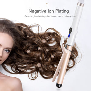 Electric Professional Ceramic Hair Curler - glamorya