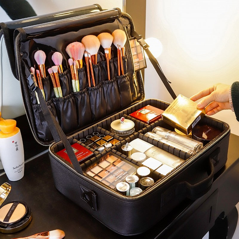 MAKEUP ORGANIZER BAG