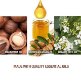 Morocco Essential Hair Oil - glamorya