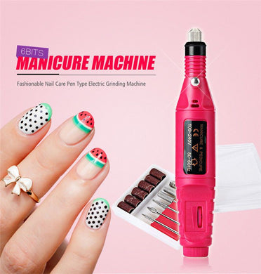 Electric Professional Nail Art Drill for $19.95