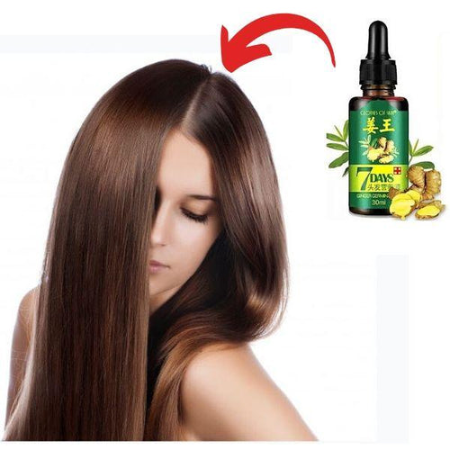 7Days Hair Regrowth Serum - glamorya
