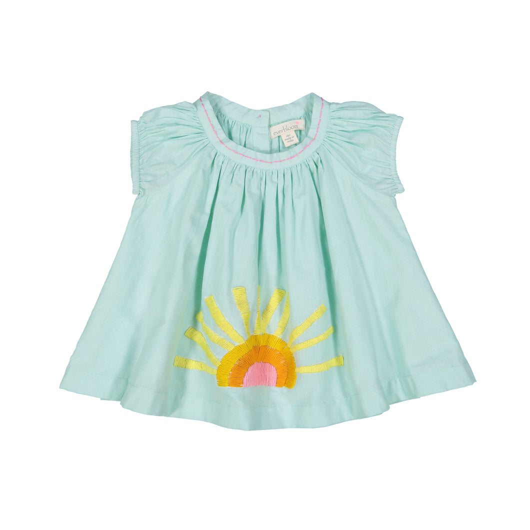 Sunrise Baby Dress