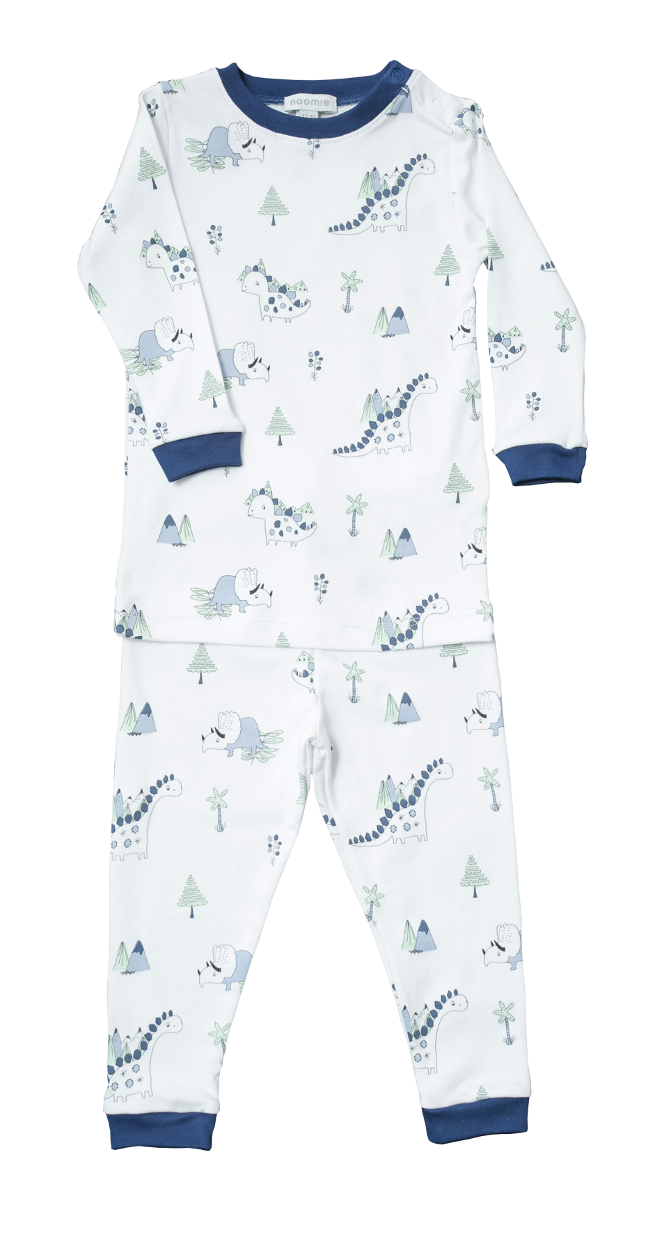Two Piece Pima Cotton Pajamas