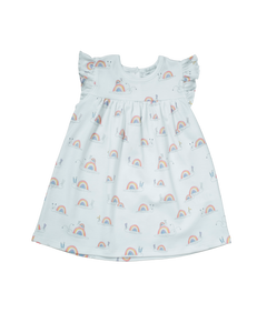 Pima Cotton Mini Snail Dress