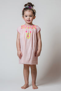 Pink Sayulita Dress