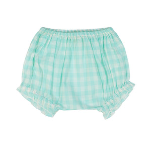 Diaper Gingham Cover