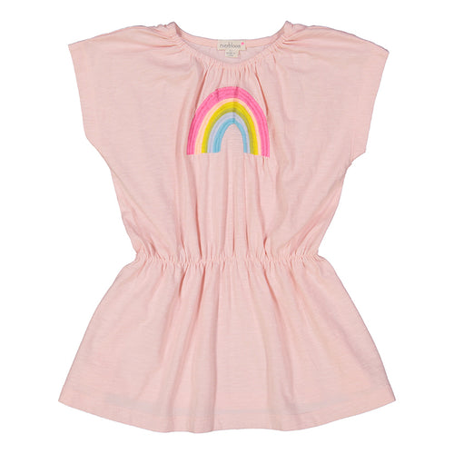 Peony Rainbow Dress
